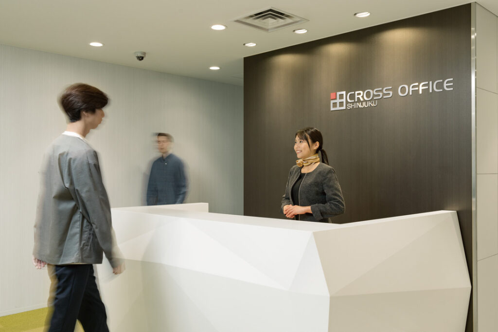 crossoffice.shinjuku.officepass.reception